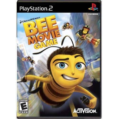 Bee Movie Game Seminovo – PS2