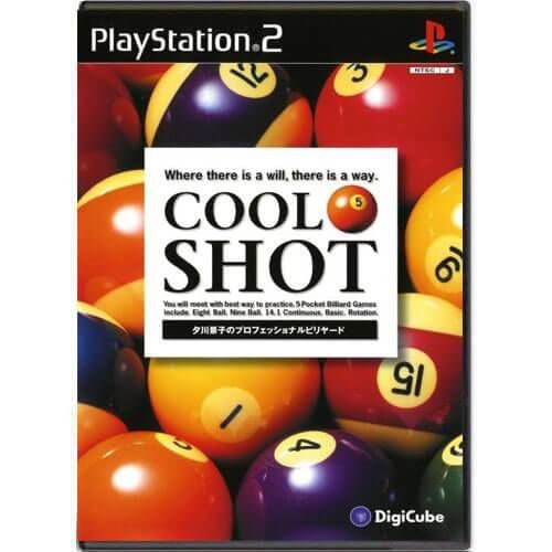 Cool Shot Seminovo – PS2
