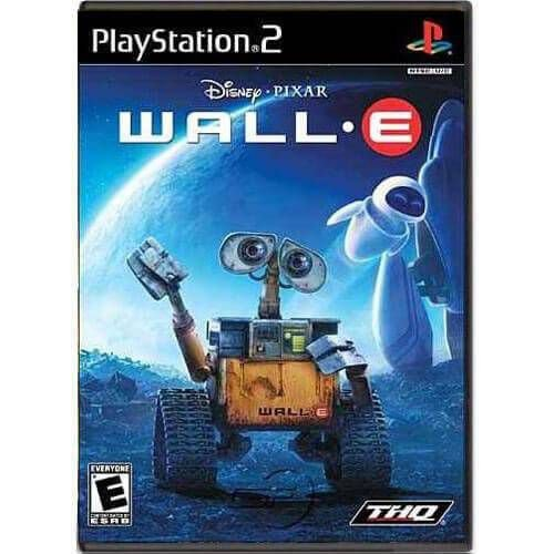 Disney Pixar Wall E Seminovo – PS2