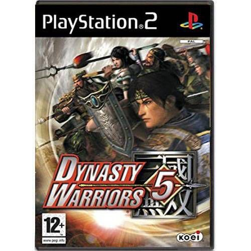 Dynasty Warriors 5 Seminovo – PS2