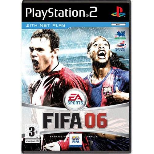FIFA Soccer 06 Seminovo – PS2