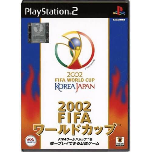 Fifa World Cup Korea 2002 Japan Seminovo – PS2