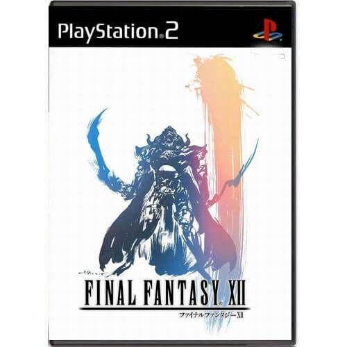 Final Fantasy XII Seminovo – PS2