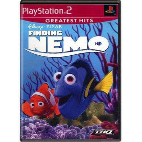 Finding Nemo Seminovo – PS2