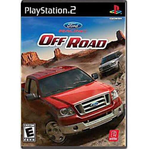 Ford Racing Off Road Seminovo – PS2