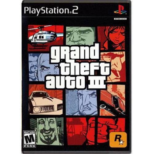 Grand Theft Auto 3 Seminovo – PS2