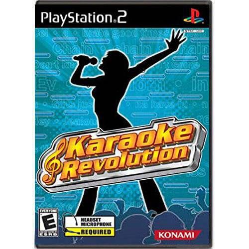 Karaoke Revolution Seminovo – PS2