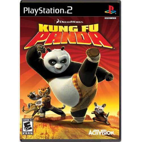 Kung Fu Panda Seminovo – PS2