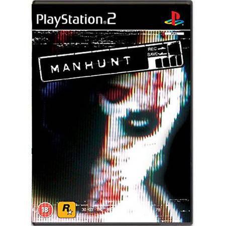 Manhunt Seminovo – PS2