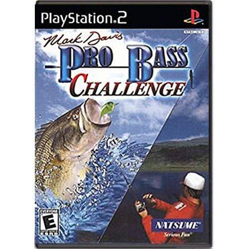 Mark Davis Pro Bass Challenge Seminovo – PS2