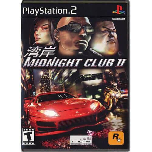 Midnight Club 2 Seminovo – PS2