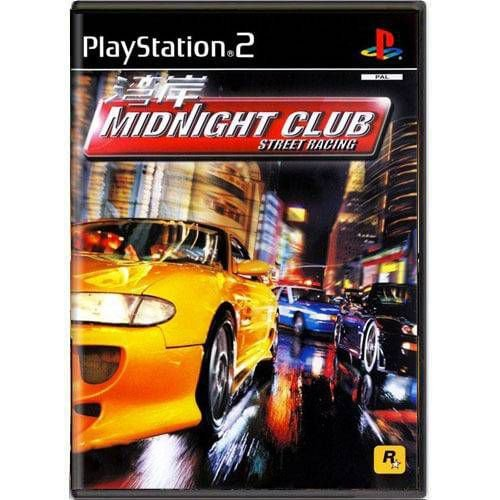 Midnight Club Street Racing Seminovo – PS2