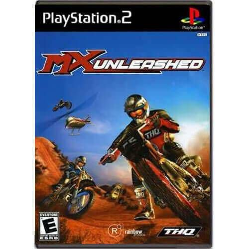 MX Unleashed Seminovo – PS2