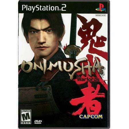 Onimusha Warlords Seminovo – PS2