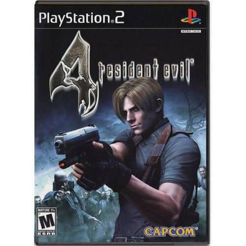 Resident Evil 4 Seminovo – PS2