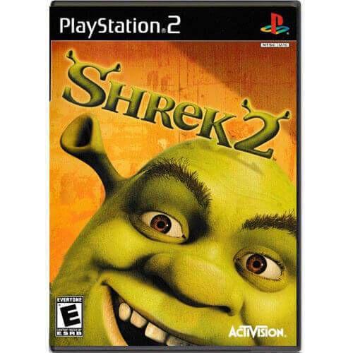 Shrek 2 Seminovo– PS2