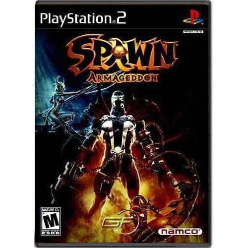 Spawn Armageddon Seminovo – PS2