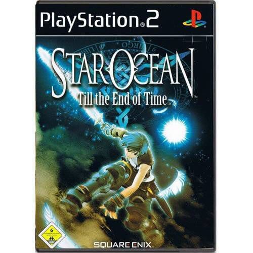 Star Ocean Till The End of Time Seminovo – PS2