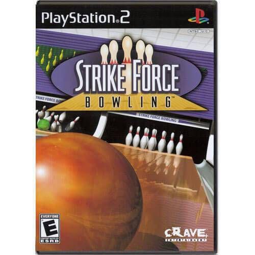 Strike Force Bowling Seminovo – PS2