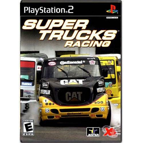 Super Trucks Racing Seminovo – PS2
