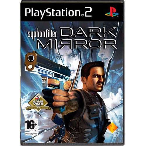 Syphon Filter Dark Mirror Seminovo – PS2