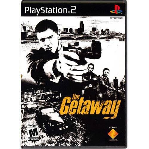 The Getaway Seminovo – PS2