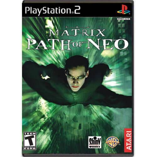 The Matrix Path of Neo Seminovo – PS2