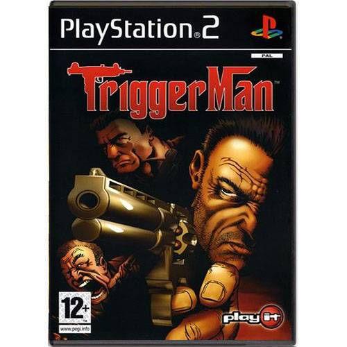 Trigger Man Seminovo – PS2