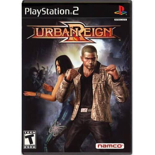 Urban Reign Seminovo – PS2