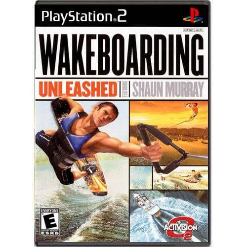 Wakeboarding Unleashed Seminovo – PS2