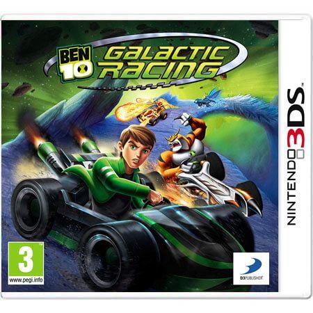 Ben 10: Galactic Racing – 3DS