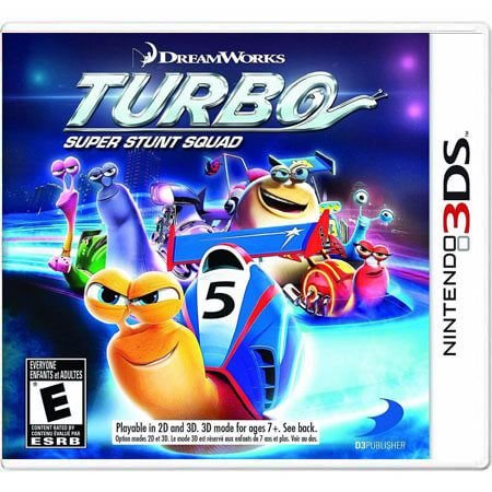 Turbo Super Stunt Squad – 3DS