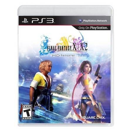 Final Fantasy X/X-2 Hd Remaster – Ps3