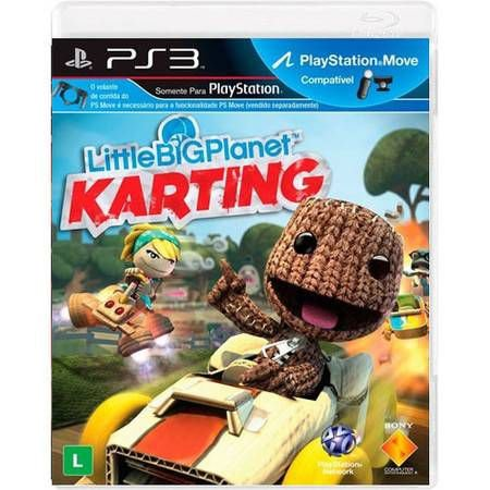 Little Big Planet Karting – PS3