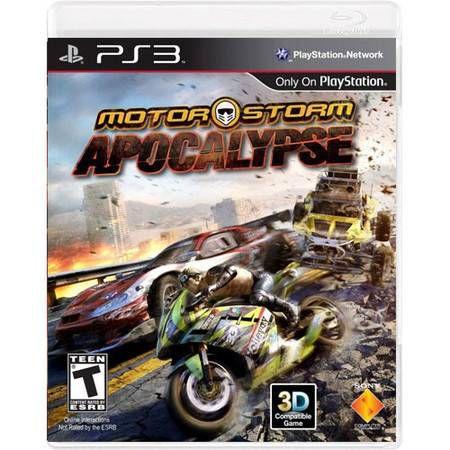 Motorstorm Apocalypse – PS3