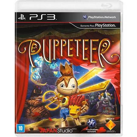 Puppeteer – PS3