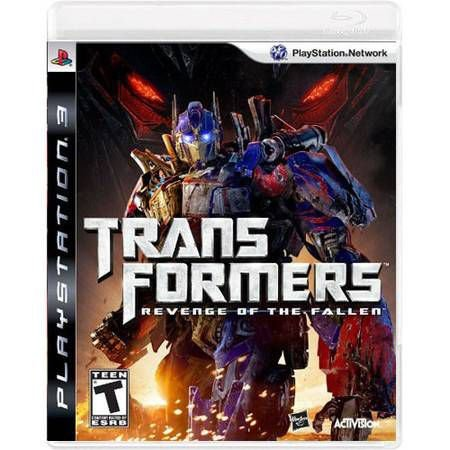 Transformers: Revenge of the Fallen – PS3