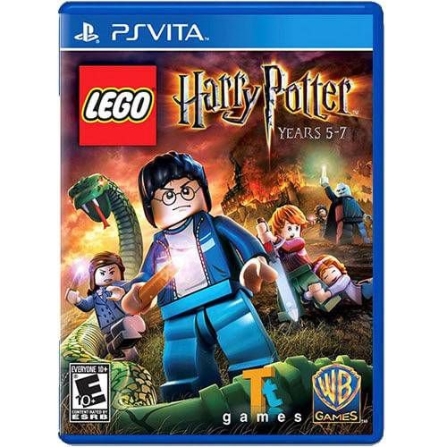 Lego Harry-Potter Years 5-7 – PS VITA