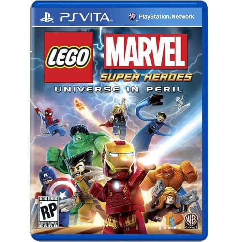 Lego Marvel Super Heroes Universe in Peril – PS VITA
