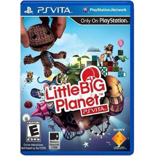 Little Big Planet – PS VITA