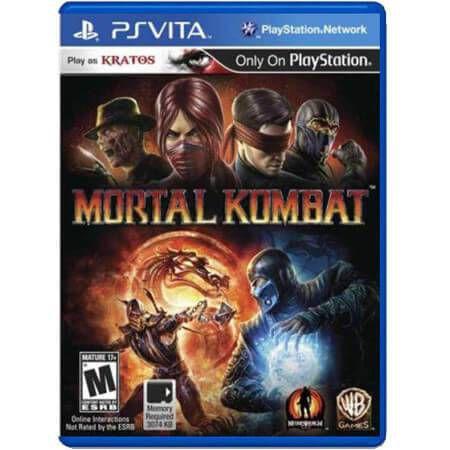 Mortal Kombat – PS VITA