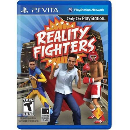 Reality Fighters – PS VITA