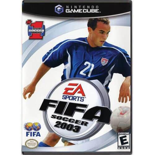 Fifa Soccer 2003 Seminovo – Nintendo GameCube