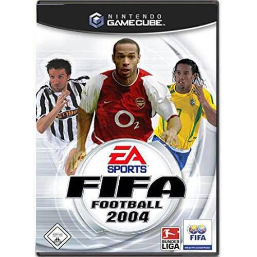 Fifa Soccer 2004 Seminovo – Nintendo GameCube