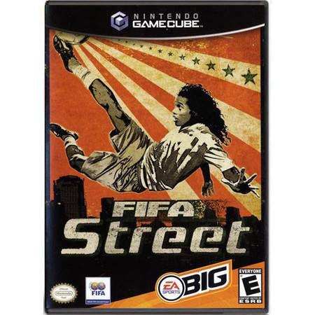 Fifa Street Seminovo – Nintendo GameCube