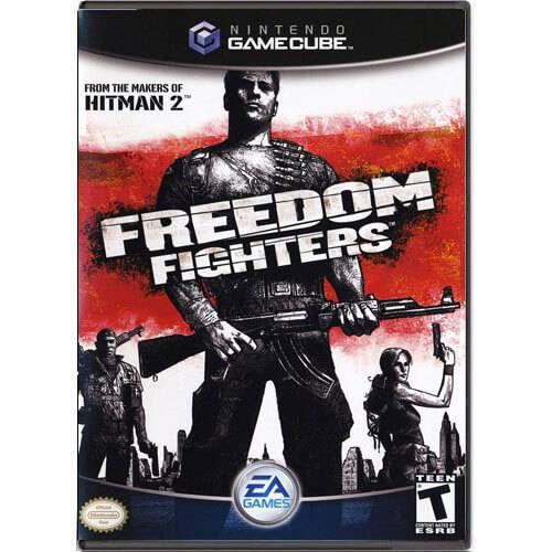 Freedom Fighters Seminovo – Nintendo GameCube