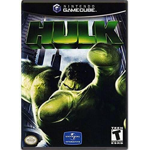 Hulk Seminovo – Nintendo GameCube