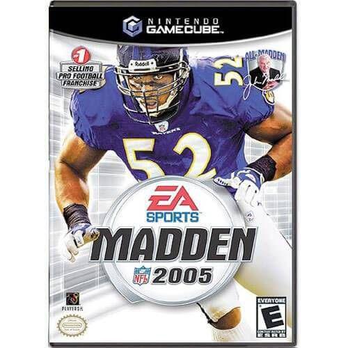 Madden NFL 2005 Seminovo – Nintendo GameCube