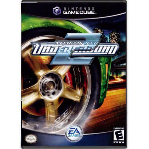 Need for Speed Underground 2 Seminovo – Nintendo GameCube