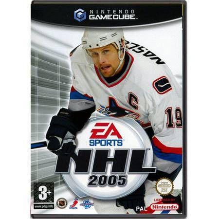 NHL 2005 Seminovo – Nintendo GameCube